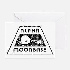 ALPHA MOONBASE Greeting Cards (Pk of 10)