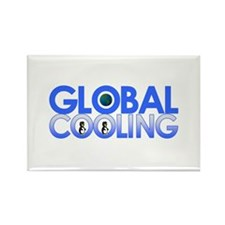Global Cooling Rectangle Magnet