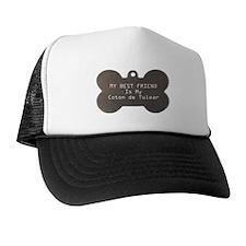Coton Friend Trucker Hat