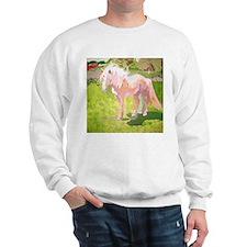 Cool Icelandic horses Sweatshirt