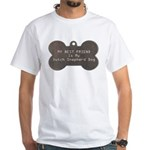 Shepherd Friend White T-Shirt