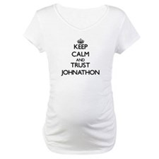 Keep Calm and TRUST Johnathon Shirt
