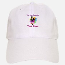 Customizable Gymnastics Team Baseball Baseball Baseball Cap