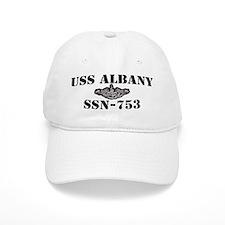USS ALBANY Baseball Cap