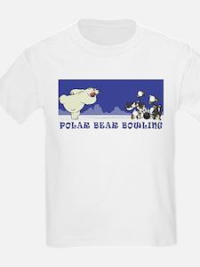 POLAR BEAR BOWLING T-Shirt