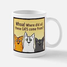 """""""Whoa!"""" Mugs"""