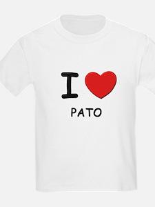 I love pato T-Shirt