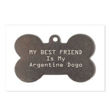 Dogo Friend Postcards (Package of 8)