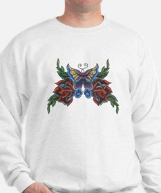 Blooming Butterfly Sweatshirt
