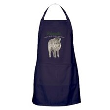 Friends Apron (dark)