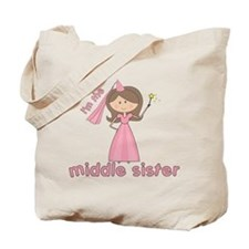 i'm the middle sister Tote Bag