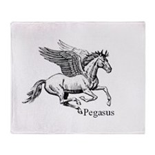 Pegasus Throw Blanket