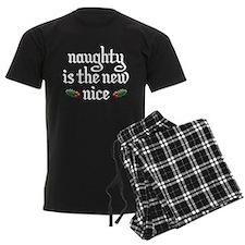 Naughty Is The New Nice Pajamas
