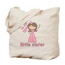 i'm the little sister princess Tote Bag