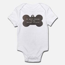Berger Friend Infant Bodysuit