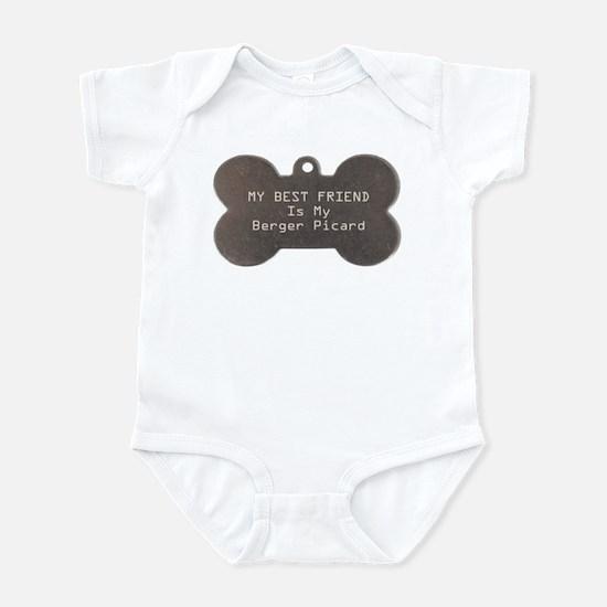 Berger Friend Infant Bodysuit