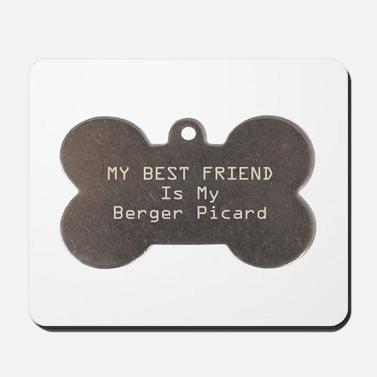 Berger Friend Mousepad