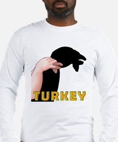 SHADOW PUPPET TURKEY Long Sleeve T-Shirt