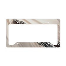 Bassoon License Plate Holder