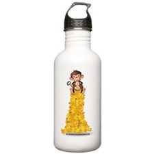 MGB - Monkey Sitting o Water Bottle