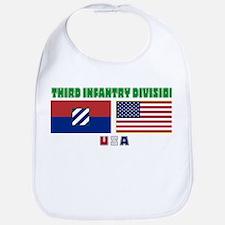 3ID USA - Bib