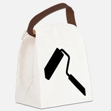 Paint roller Canvas Lunch Bag
