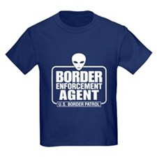 Border Enforcement Agent T