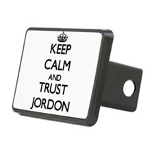 Keep Calm and TRUST Jordon Hitch Cover