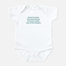 Empty Promises. Infant Bodysuit