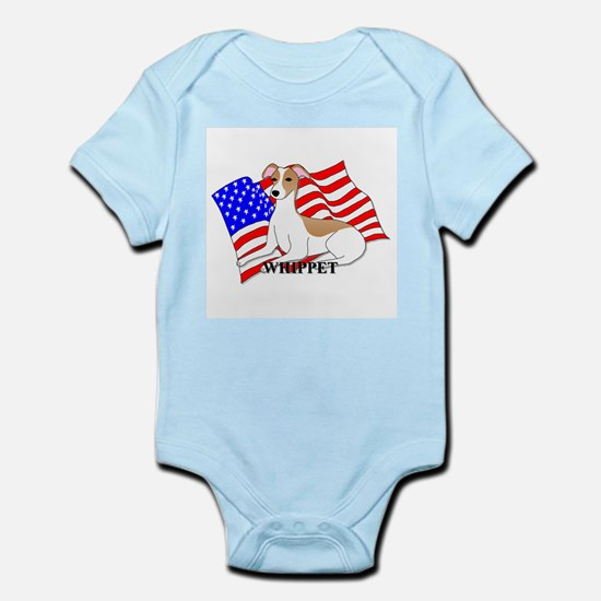 Whippet USA Infant Bodysuit