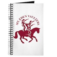 Cute Equestrian vaulting Journal