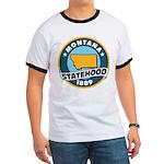 Montana Statehood Ringer T