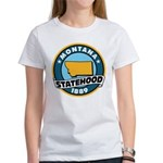 Montana Statehood Women's T-Shirt
