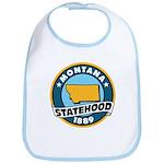 Montana Statehood Bib