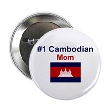 "#1 Cambodian Mom 2.25"" Button"