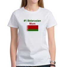 #1 Belarusian Mom Tee