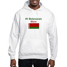#1 Belarusian Mom Hoodie