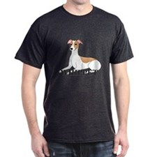 Cartoon Whippet T-Shirt