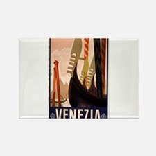 venezia - anonymous - circa 1920 - poster Magnets