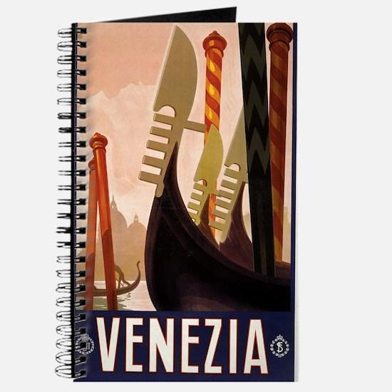 venezia - anonymous - circa 1920 - poster Journal