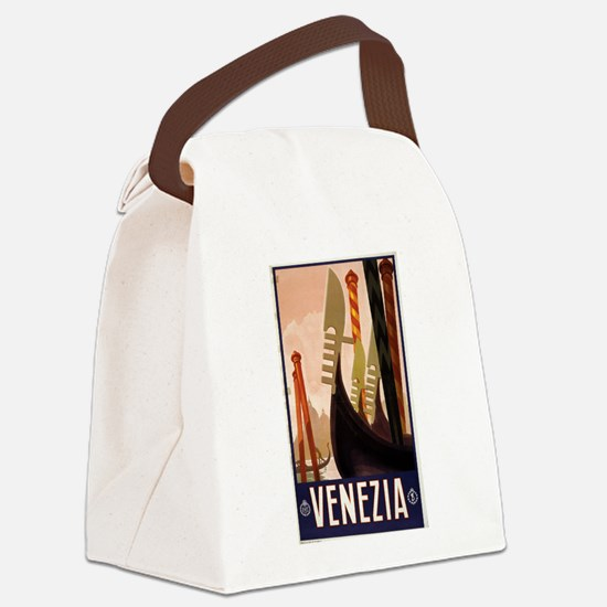 venezia - anonymous - circa 1920 - poster Canvas L