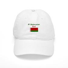 #1 Belarusian Dad Baseball Cap