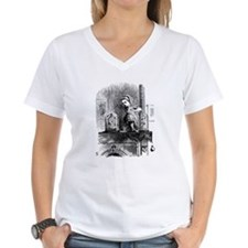 Alice through the Looking Gla Shirt