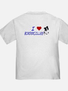 i love border collie T