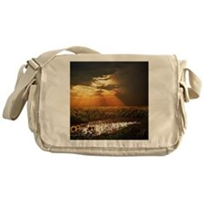 Angel's stairs Messenger Bag