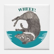 Wheee! Tile Coaster