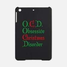 Obsessive Christmas Disorder iPad Mini Case