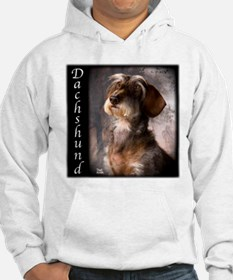 Dachshunds Wirehaired Hoodie