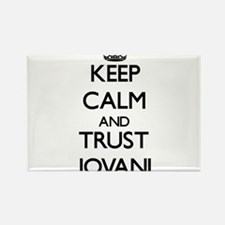 Keep Calm and TRUST Jovani Magnets