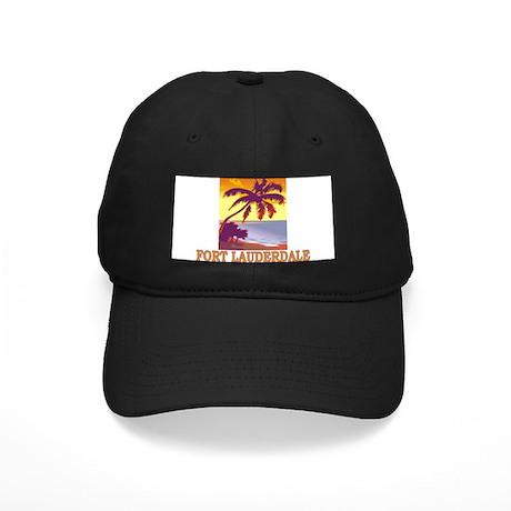 Fort Lauderdale, Florida Black Cap